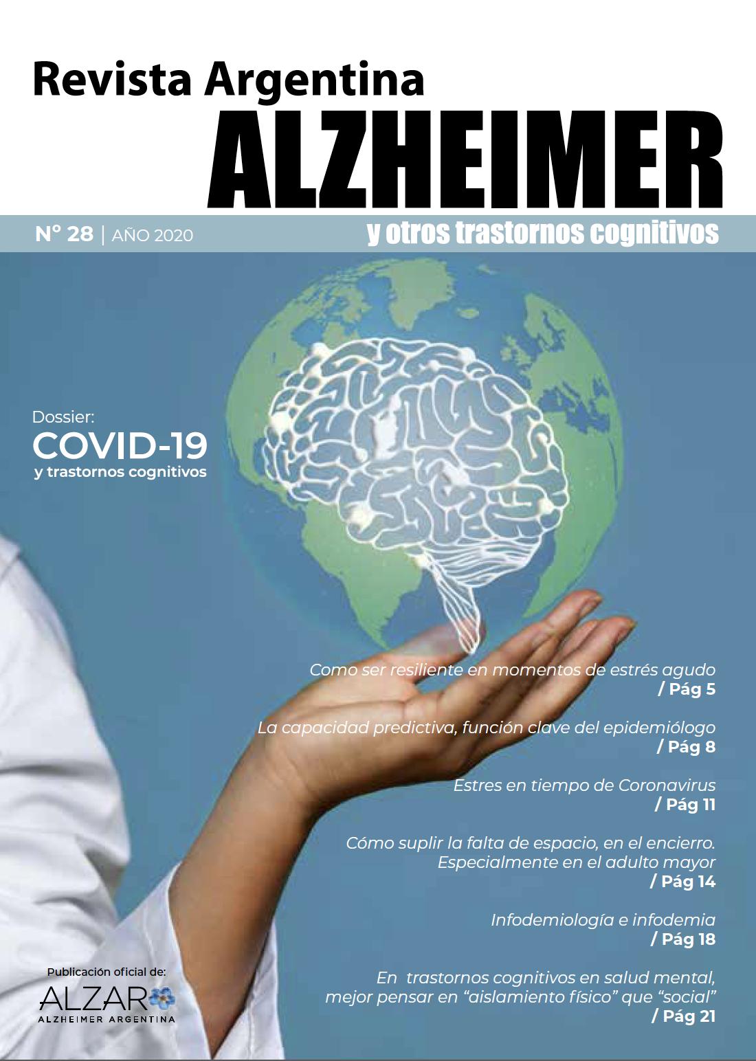 Revista de Alzheimer